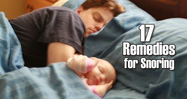 17 Astonishing Home Remedies for Snoring « Green Yatra Blog Green Yatra Blog