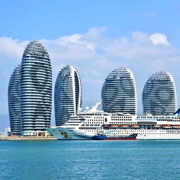 Pheonix Island, Hainan, China / Искусственный стров Феникс, Хайнань, Китай