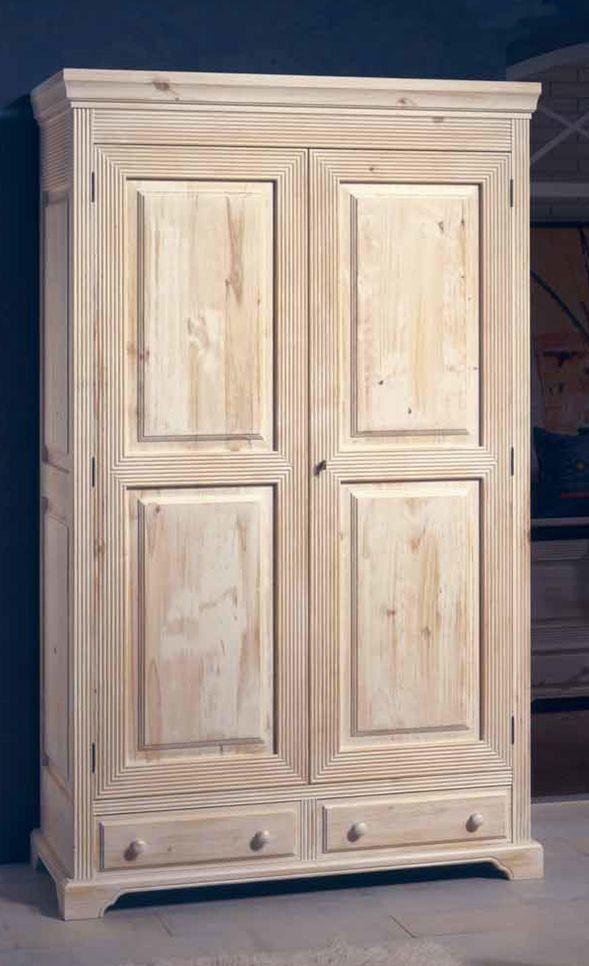 Las 25 mejores ideas sobre armarios rusticos en pinterest - Armario rustico segunda mano ...