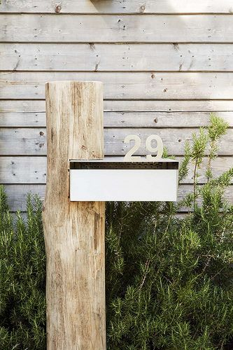 Let your house stand out this season with solid stainless steel house numbers and contemporary letterboxes from the RenovatorsStore. Made from stainless steel by Hansdörf Hardware, these architectural house numbers and letterboxes will suit any modern-day home.  http://www.renovatorstore.com.au/blog/home-architectural-mailboxes-house-numbers/