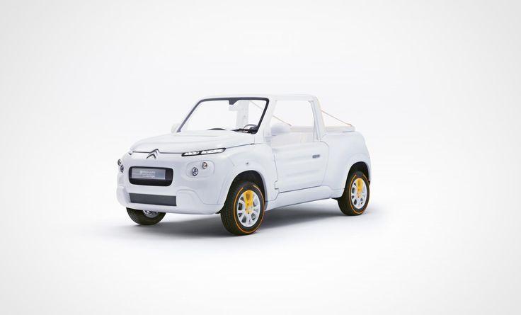 Scoprite la E-Méhari styled by Courrèges i suoi aneddoti, ma anche la storia di tutti i veicoli che raccontano la leggenda di Citroën! #CitroënOrigins. http://bit.ly/29RxpGh