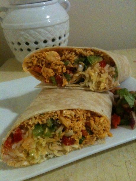 dominican food | Dominican Burrito | food