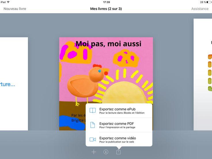 Mes élèves et moi venons de terminer un projet de livre bien intéressant à l'aide de l'application Book Creator. Voici comment procéder pour combiner le travail effectué sur plusieurs tablettes afin de créer un seul et unique livre. Suite à la lecture de l'album «Moi pas, Moi aussi» de Mario …
