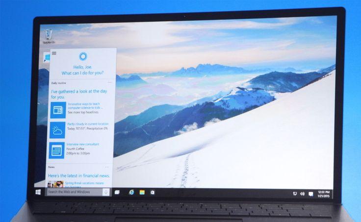 Cortana devient encore plus productive avec prochaine version de Windows 10 Décidément lédition 2016 de la conférence Build est extrêmement riche en annonce. Après avoir dévoilé la prochaine version de Windows 10 nommée mise à jour anniversaire Microsoft a levé le voile sur la nouvelle version de Cortana. Plus évoluée et plus productive que jamais.  La belle de Microsoft devient encore plus intelligente.  Lassistante virtuelle de Microsoft va faire un nouveau bond en avant avec la mise à…