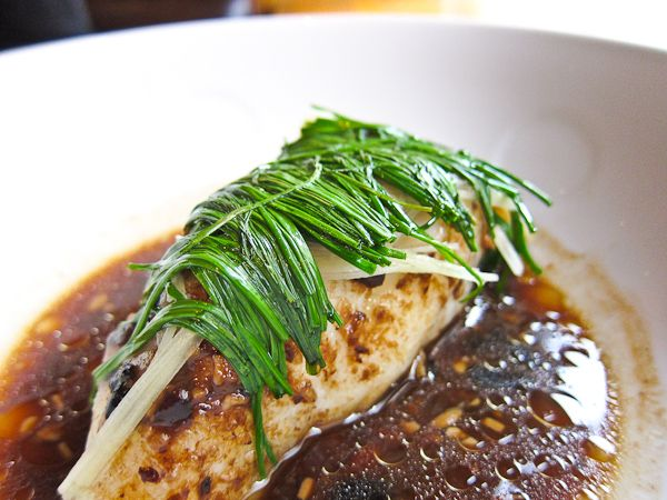 Steam fish w/black bean sauce    http://steamykitchen.com/13688-nobu-chilean-sea-bass-black-bean-sauce-recipe.html