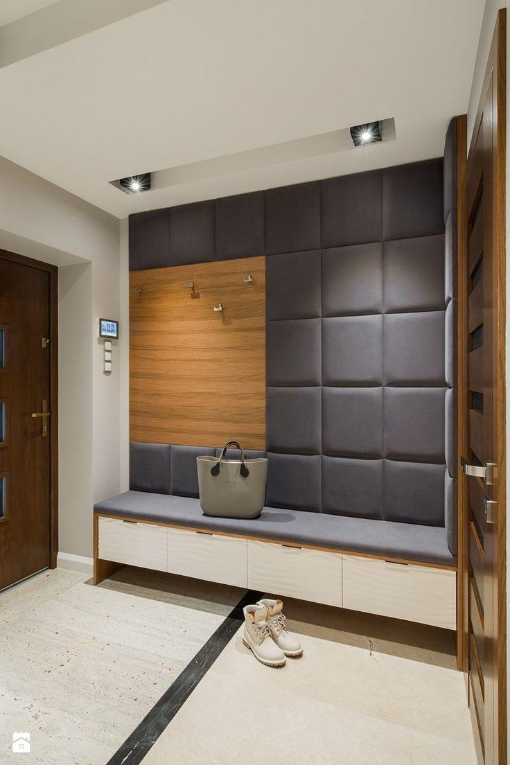 Hol / przedpokój, styl nowoczesny - zdjęcie od studio wnętrz URBAN-DESIGN