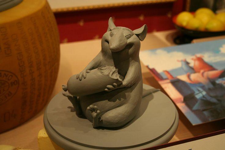 Ratatouille Characters 4 by AreteStock on deviantART