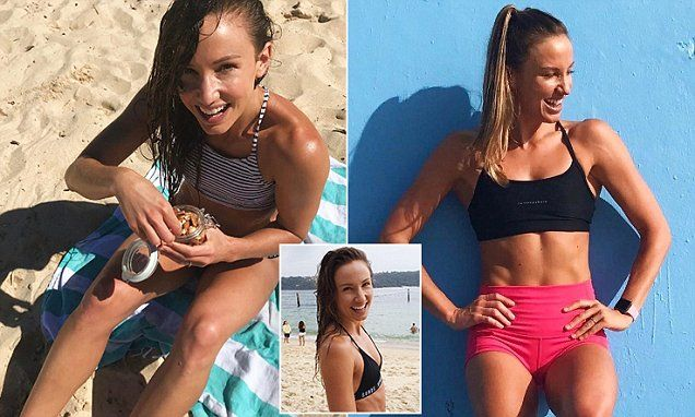 Australian The Biggest Loser trainer, Libby Babet, is known for her lean figure. But she has revealed she, too, struggles with staying healthy all the time.