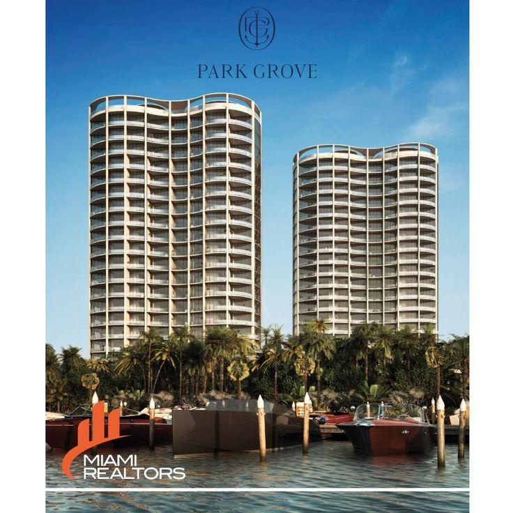 """Los desarrolladores de Terra Group se inspiraron en el ambiente de Coconut Grove en Miami y le dieron un giro moderno con su nuevo proyecto """"Park Grove"""".  Son apartamentos con un estilo único, alta tecnología, relajante vista al mar, pensado en cada detalle, diseñado para nuestros clientes exigentes, pues, no solo es una vivienda es un estilo de vida. #ParkGrove #CoconutGrove #Miami #TerraGroup #MiamiRealtors #Luxery"""