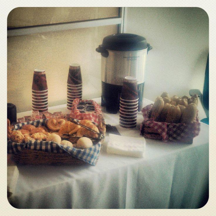 Desayuno-catering para Corporativo