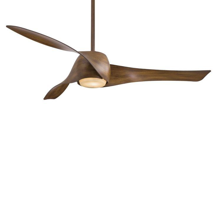 MINKA AIRE, Ventilatore da soffitto radiocomandato: Amazon.it: Illuminazione