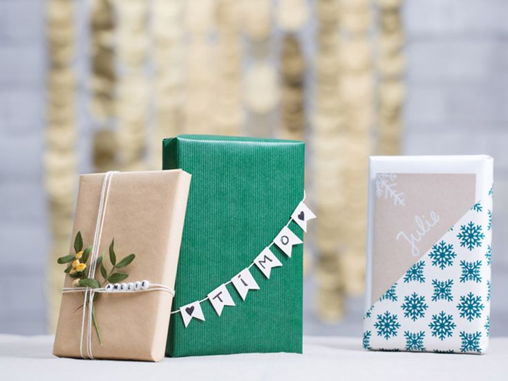 DIY-Anleitung: Personalisierte Geschenkverpackungen gestalten via DaWanda.com