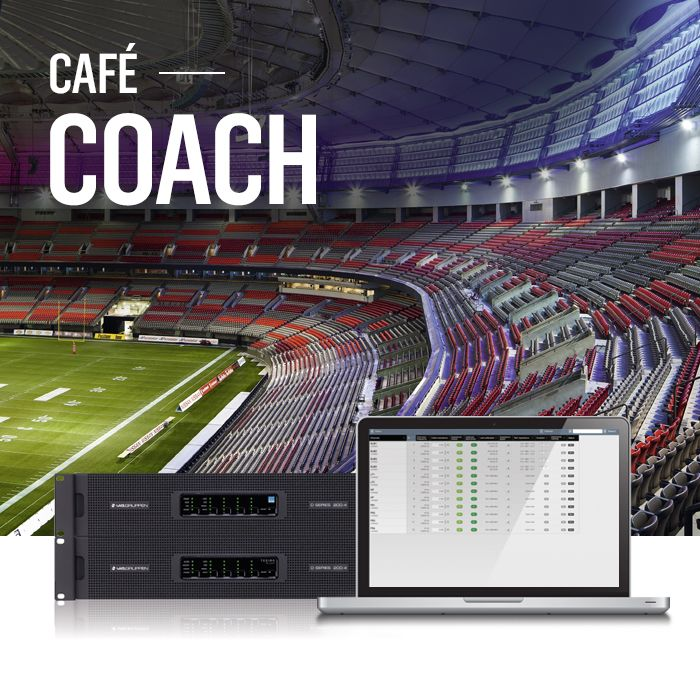 Lab.gruppen Releases CAFÉ 1.1.0 Software with Auto RPM™ Features and Café Coach Support image