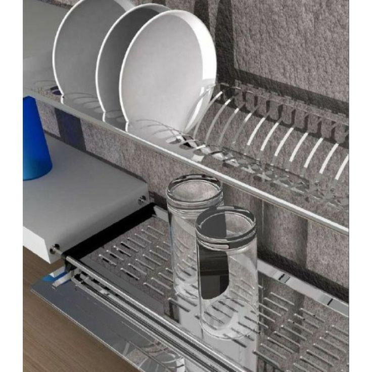 17 migliori idee su scolapiatti su pinterest dispensa - Ikea accessori cucina scolapiatti ...