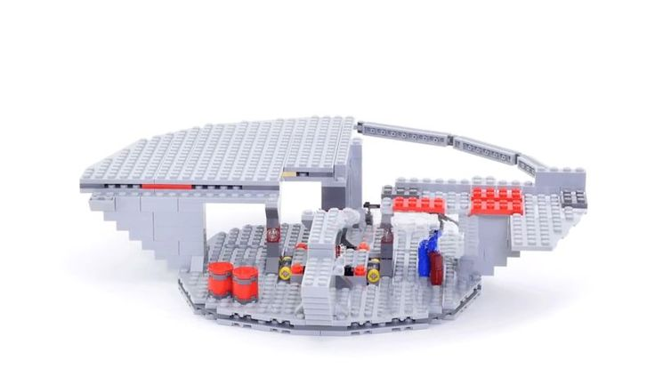 This Lego Death Star Build Video Is Ridiculously Satisfying  Not only do we get to see how difficult it is to connect all 4016 Lego pieces in the right places, but we also get to watch iconic scenes on the Death Star come to life—like the ones in Emperor Palpatine's throne room and the trash compactor. The creator even spliced in some audio from the original movies to really set the scene. This is by far the most satisfying Star Wars Lego video we've ever seen.