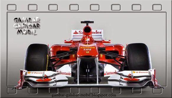 gambar mobil balap f1