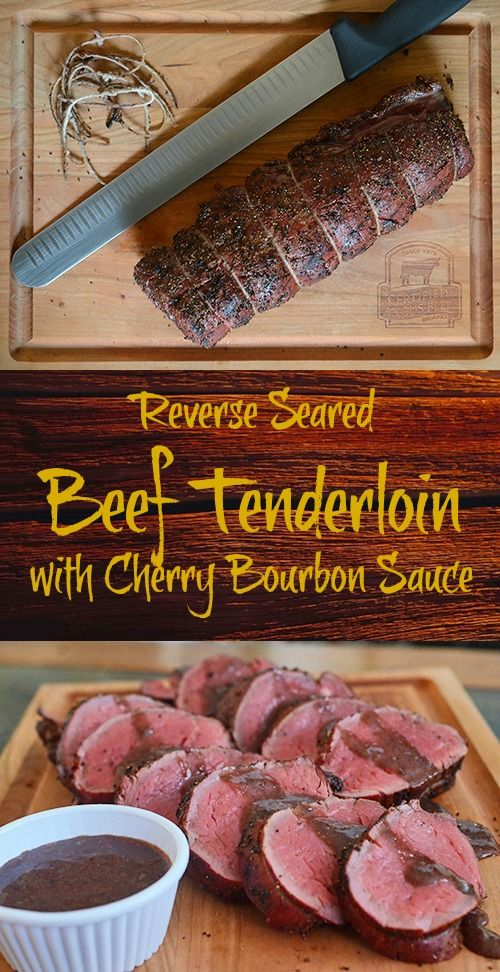 The recipe that I cooked with Chef Michael Ollier during our Facebook Live segment featuring a Certified Angus Beef center-cut beef tenderloin.