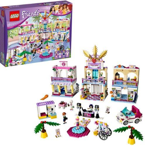 Lego 41058 Friends Heartlake Einkaufszentrum