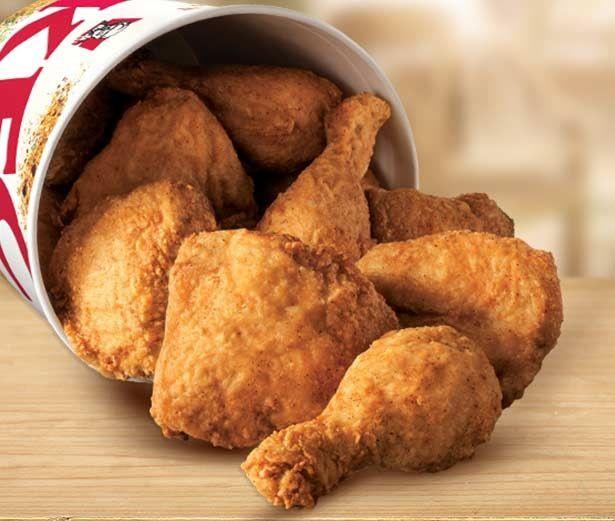 Pollo Frito, Mariscos, Combos Familiares a Domicilio - KFC