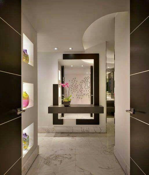 29 besten Diseño Interior Bilder auf Pinterest Modern, Esszimmer - glas mobel ideen fur ihr modernes interieur von vitrealspecchi
