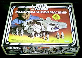 Millenneum Falcon  Playset: 80S, 1970S, My Son, Playset Christmas Gifts, Starwars