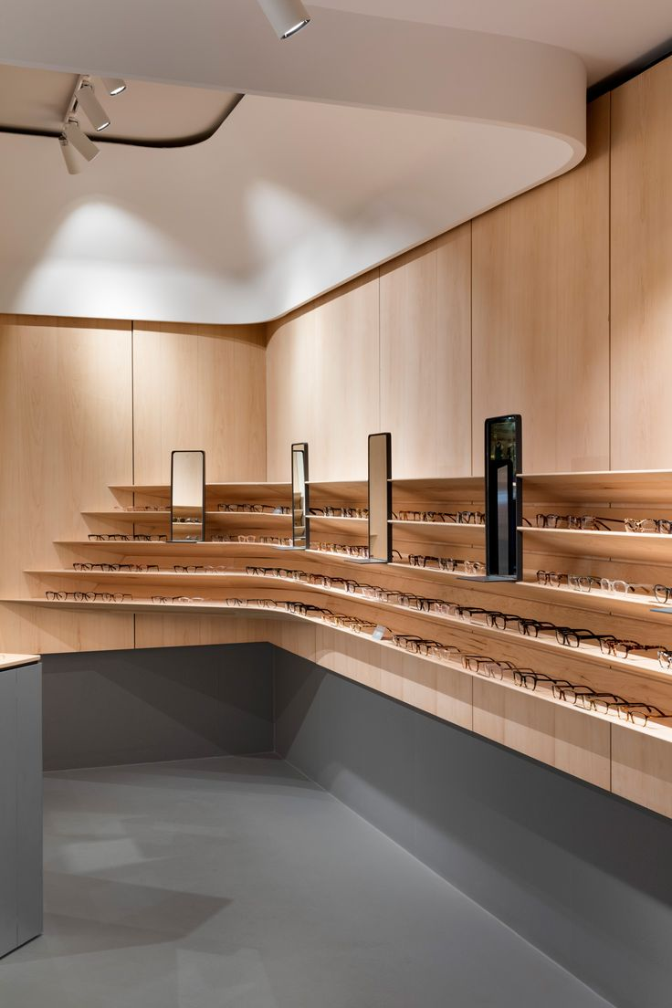 DesignOffice's design response for Oscar Wylee's new store is anchored in an understanding of the brand, their eyewear, and the way people shop for it.
