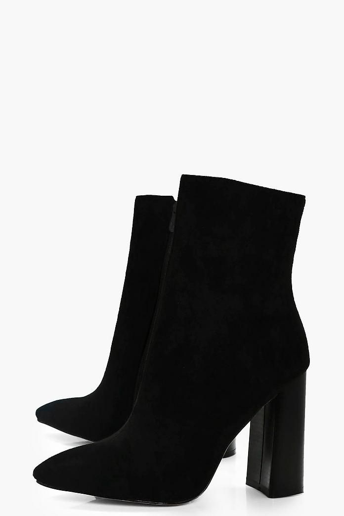 Ceri Pointed Sock Boot