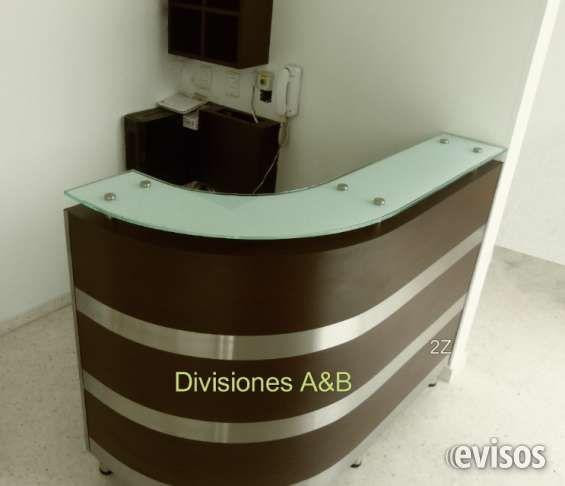 Divisiones y Muebles para oficina Fabricantes de :Divisiones para oficina, Mesas de juntas,  .. http://bogota-city.evisos.com.co/divisiones-y-muebles-para-oficina-id-477521
