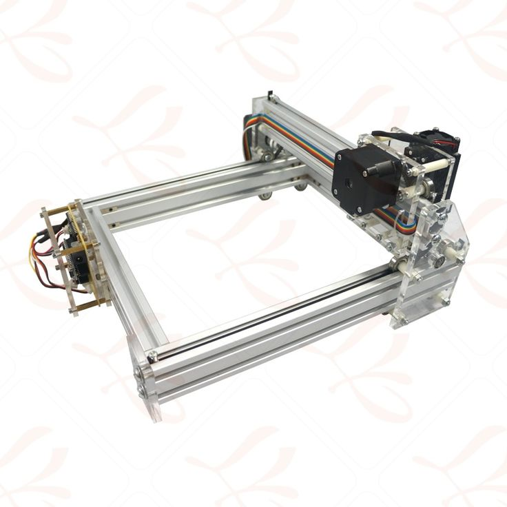 300.00$  Buy here - http://ali7so.worldwells.pw/go.php?t=32531449372 - 1500mw  Laser cutting machine Mini DIY Laser Engraver IC Marking Printer Carving Size 20*17CM