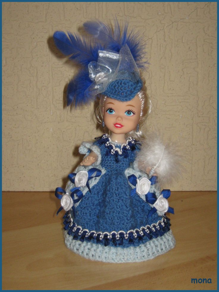 doll 25 - model of the Baroque period