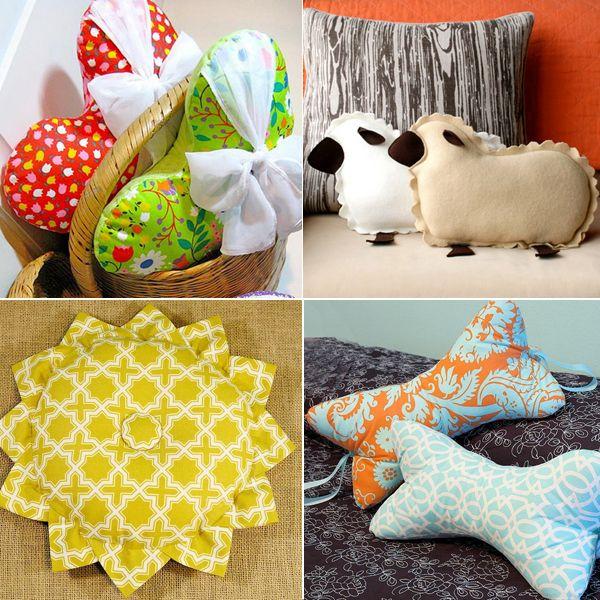 diy-pillows-unusual-shape