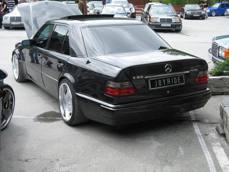Mercedes Benz E60 Amg Mercedes 500 E W124 Pinterest