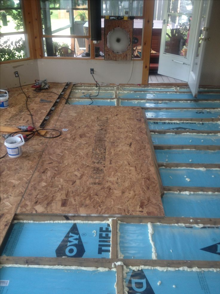 Install 2inch closed cell foil face R12 insulation. Spray