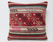 bohemian cushion cover 18x18 crochet pillow cover house decorating decorative pillow cover extra large pillow living room decor pillow 20408