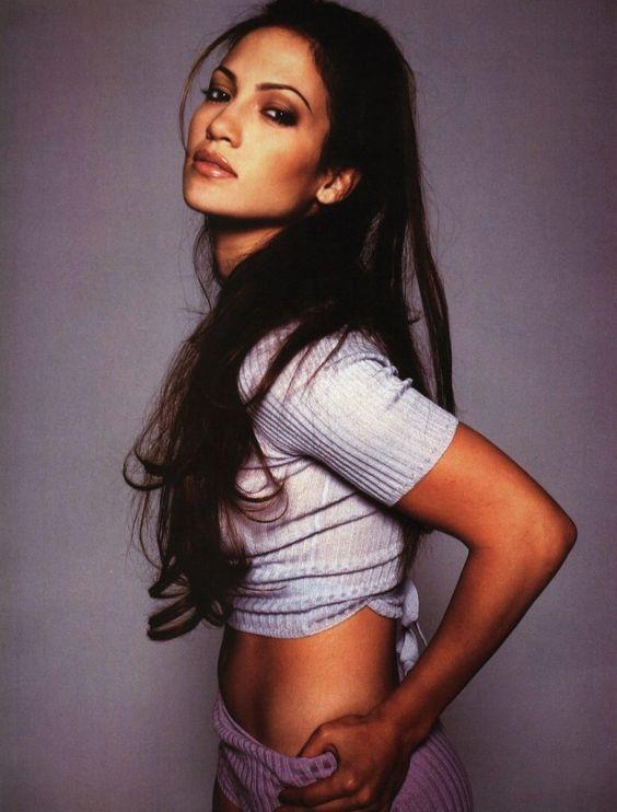 JLo Hair Jennifer Lopez Young                              …