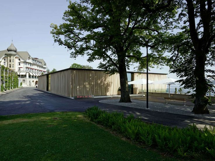 The Gurten Pavilion is a festive and functional venue available throughout the year for large public events. The pavilion is located on the site of the old B...