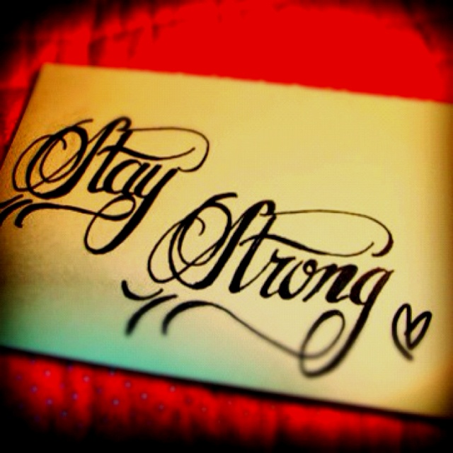 I want this for a tattoo but BE STRONG