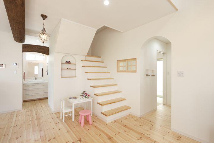 フレンチスタイル|建築工房しみず屋|新築 注文住宅|岡山 倉敷 児島