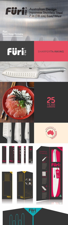 best 25 furi knives ideas only on pinterest orange cutlery set