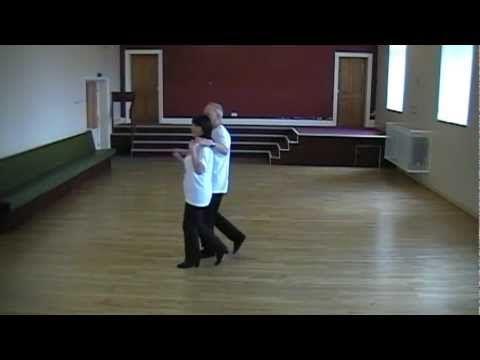 Cowboy Cha Cha Partner Dance-Billy Beene