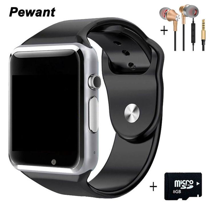 Factory A1 Smart Watch With Passometer Camera SIM Card Call Smartwatch For Xiaomi Huawei HTC Android Phone Better Than GT08 DZ09 //Price: $17.82//     #shopping