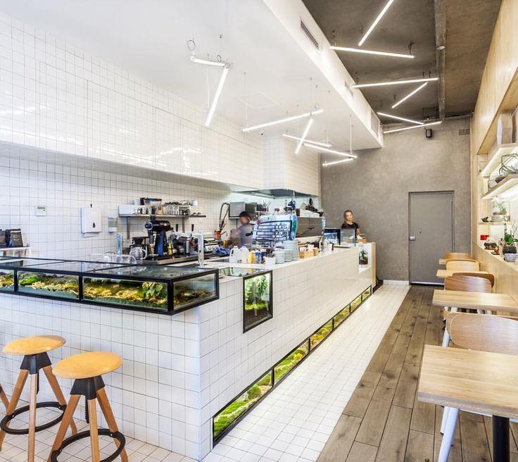 The Elevation Cafe Parramatta Sydney Design By Creative 9 Interior Design Institute Restaurant Interior Cafe Interior