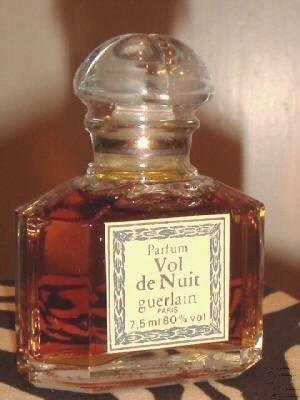 GUERLAIN - Vol de Nuit Pure Perfume...My perfume.