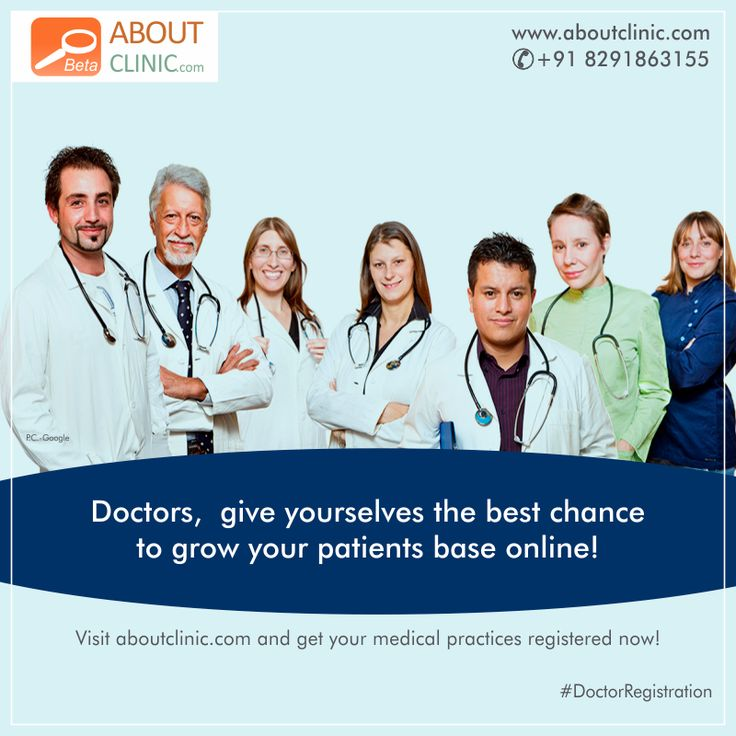 Doctors give yourselves the best chance to grow your ...