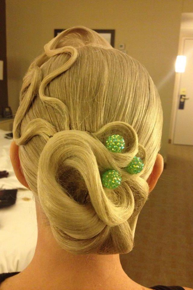 25+ Best Ideas About Ballroom Dance Hair On Pinterest