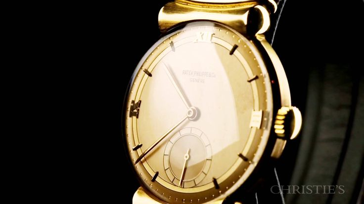 Christie's Watch Shop: Patek Philippe, Vintage Calatrava, Ref. 1585