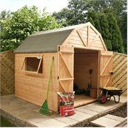 Buy Wooden Sheds, Timber Sheds Online from Waltons Garden Buildingsdutch barn shed