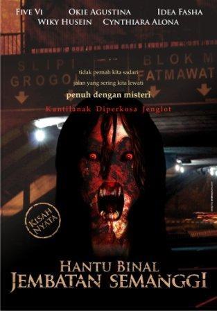 Hantu Binal Jembatan Semanggi