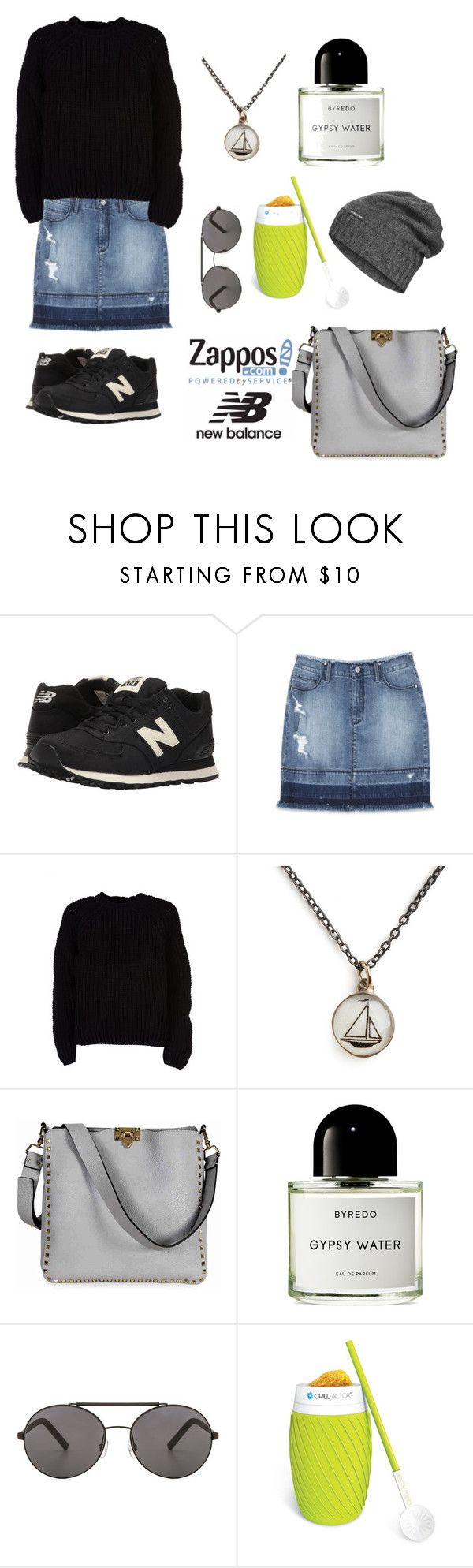 """Run the World in New Balance"" by owen-996 ❤ liked on Polyvore featuring New Balance Classics, Bebe, Maison Kitsuné, Chart Metal Works, Valentino, Byredo, Seafolly, The North Face and NewBalance"