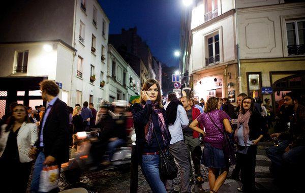 NYT, Lost in Paris